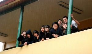 GONZALEZ - 1309 - Intégration sociale à l'école